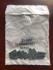 10 Pack - Flywheel Keys Fits Briggs & Stratton 222698 & John Deere PT7211