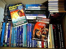 Sammlung / Konvolut: 61 Science Fiction Taschenbücher * Jeschke, Harrison, Tubb