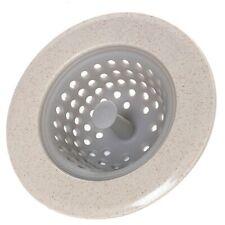 Silicone Kitchen Sink Stopper Plug For Bath Drain Drainer Strainer Basin Wat 2P1