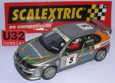 SCALEXTRIC SEAT LEON #5 COPA LEON REPSOL VINYES ONLY IN SETS.MINT UNBOXED