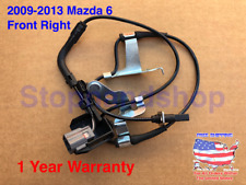NEW ABS WHEEL SPEED SENSOR FITs 2009 - 2013 Mazda 6 Front Right Passenger Side