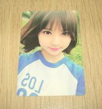 GFriend G-Friend 1st Album Lots Of Love LOL Eunha B Photo Card Official