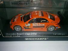 1/43 MERCEDES C-Class LA ROSA - Minichamps - DTM 2007 -