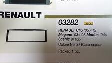 PHONOCAR 3/282 RENAULT clio,megane,modus,scenic- mascherina autoradio