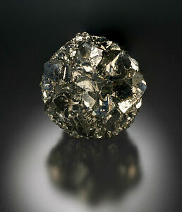 Pyrite Ball from Indianapolis, Indiana