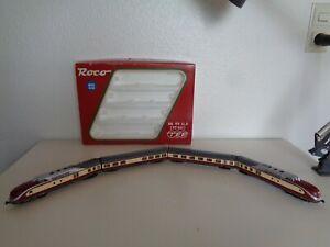 Roco H0 04183 TEE Dieseltriebzug 4-teilig VT 11.5 (VT 601) ESU Digital + OVP (1)