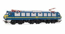 Locomotora eléctrica de escala H0 amarillos para modelismo ferroviario