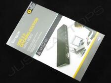 Targus USB 2.0 Dockingstation Port Replikator DVI Bildschirm mit Strom Adapter