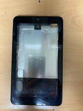 7 INCH Touch Screen Digitizer Original HXD-0732A1 ALBA AC70PLV6 BEZEL BACK
