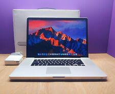 Apple MacBook Pro 17 inch / Intel Core / 8GB RAM / 1TB SSD / 2 YEAR Warranty