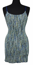 Free People Women's Polyester Spaghetti Strap Sleeve Casual Dresses