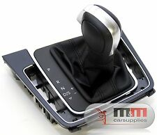 Golf 7 VII Schaltknauf Schalthebel DSG Schaltkulisse Schaltsack 5G1713203H LIN