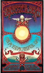 Grateful Dead Concert Poster Re print Best Gift Pretty Home Decor Awesome Poster