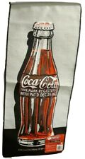 Coca Cola Tapestry Wall Hanging 13 X 30 Coke Bottle Ice Cold