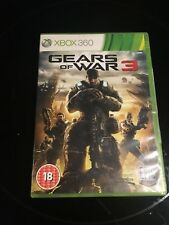 GEARS of war3 Microsoft Xbox 360
