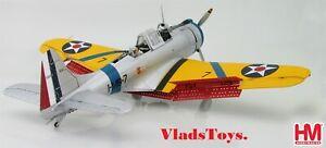 Hobby Master 1:32 SBD-1 Dauntless USMC VMB-1 MCB Quantico VA 1940 HA0208 Retired