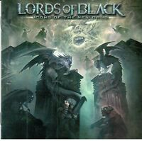LORDS OF BLACK - ICONS OF THE NEW DAYS (+3 Bonus)(2018) CD Jewel Case+FREE GIFT