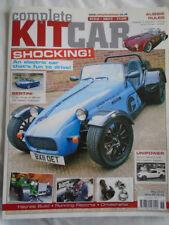 Complete Kitcar May 2014 Bertini, GD 427, Unipower