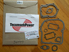 GENUINE USA MADE Tecumseh 36444 Gasket Set Fits HS50 HSSK LH195 OEM