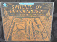Wendy Carlos Switched On Brandenburga Vol 1 Sealed CBS Vinyl Record Lp USA 1982