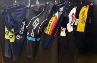 New Cycling 3/4 Doltcini & Vermarc Bibtights, 3D insert. RRP £79 Clearance £9.99