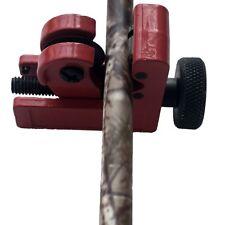 New Portable Archery Arrow Cutter Cut off Saw Cutter for All Arrow Shaft Outdoor