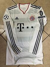 bayern Munich Player Issue Techfit Match Unworn schweinsteiger Jersey shirt