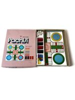 Vintage 1974 Pachisi (Parcheesi) Board Game Complete Whitman Western USA Ages 7+
