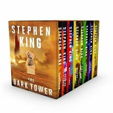 The Dark Tower: The Dark Tower Boxed Set by Stephen King (2016, Paperback,...