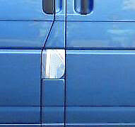 Chrome Fuel Flap / Petrol Door Cap Trim Cover To Fit Volkswagen T4 (1998-03)