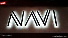 New Back Lit Led Channel Letters Sign 10 Customize Orders Only