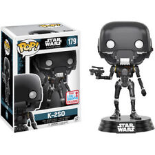 pop vinyl Star Wars rogue one k-2s0 -no.179 2017 fall convention exc
