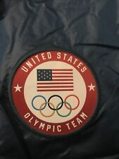NIKE LAB TEAM USA OLYMPIC WINTER JACKET [916645 474] SUMMIT BLUE Sz M