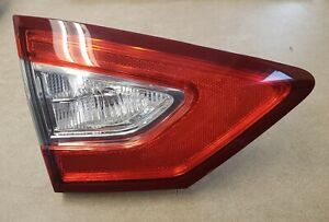 USED OEM 13-16 Ford Fusion Rear Left Lid Mounted Inner Tail Light ds7313a603ad