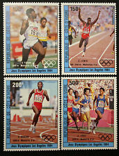 Timbre COTE D'IVOIRE / IVORY COAST Stamp - YT Aériens n°90 à 93 n** (COT1)