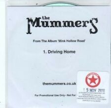 (BQ511) The Mummers, Driving Home - 2010 DJ CD