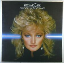 """12"""" LP - Bonnie Tyler - Faster Than The Speed Of Night - D2223 - cleaned"""