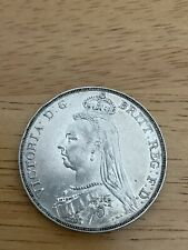More details for queen victoria jubilee silver crown 1887