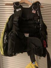 Zeagle Ranger Scuba Diving Vest Buoyancy Compensator Size Medium