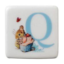 Beatrix Potter A27275 Magnet Letter Q Mrs Tittlemouse