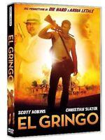 EL GRINGO Dvd NUOVO Sigillato Christian Slater RN