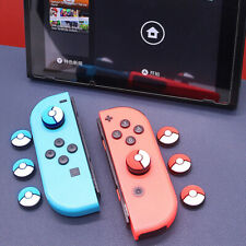For Nintendo Switch Joy Con Pokemon Silicone Thumb Grips Joystick Cover Caps US