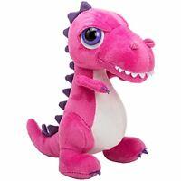 Suki Gifts International T-Rex Dinoz Soft Dinosaur Plush Toy Medium, Pink