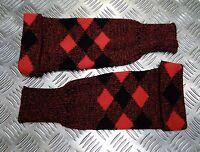 Genuine British Army Scottish Regimental Tartan Footless Stockings Kilt Hose G1