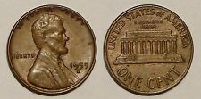 1 cent 1959D Lincoln copper tin zinc UNITED STATES OF AMERICA