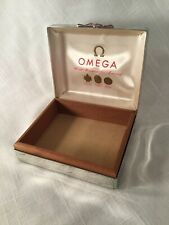 Watch Display Box Vintage Authentic Omega