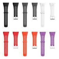 1X(Silikon Armband Armband für Polar M400 M430 Gps Sport Smartwatch Ersatz A q1e
