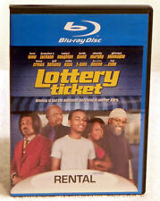 Lottery Ticket (Blu-ray Disc, 2010) Lil Bow Wow, Ice Cube, Brandon T. Jackson