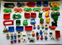 Lego Duplo 1.3 Kg Vehicles People Animals STEM Numeracy EYFS KS1 Childminder