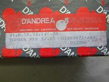 D`Andrea Kombidorn, Messerkopf-Aufnahme,Toprun,  SK 40 DIN 69871 A40 PFS32.65